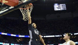 Curry se queda a un punto de su récord. 53 a los Pelicans, ¡28 en el 3º cuarto! (Vídeo)