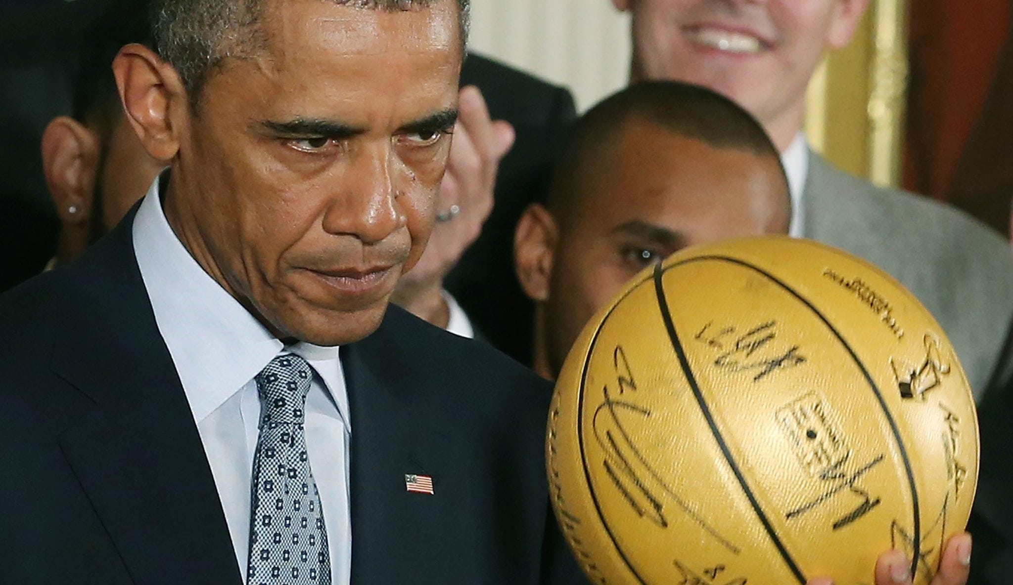 A Barack Obama le gustaría ser dueño de un equipo NBA en el futuro
