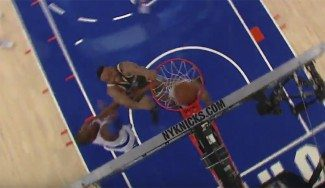 Y viene de una lesión de rodilla… Jabari Parker protagoniza el matazo de la noche NBA (Vídeo)
