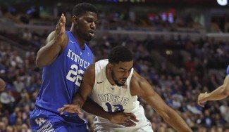 Los Wildcats de Calipari, a la carga. Kentucky bate a Duke en el Clásico NCAA (Vídeo)