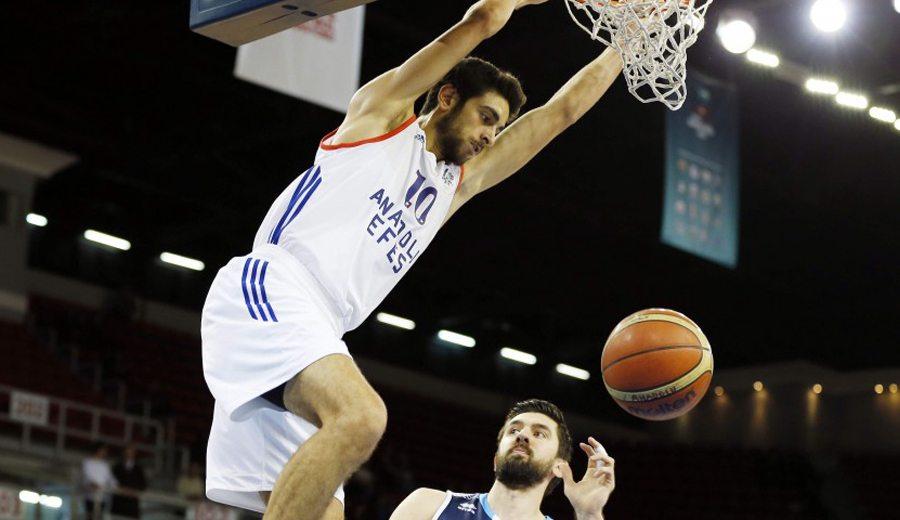 Un futuro NBA explota en Turquía. Récord anotador de Furkan Korkmaz con el Efes