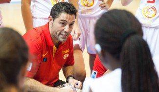 Selección Femenina. Víctor Lapeña convoca 13 jugadoras para el inicio del Preeuropeo