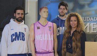 La LEB se tiñe de rosa. Ourense, contra el cáncer y Melilla, frente a la violencia de género