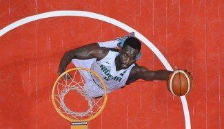 Oguchi, ex Granca y MVP del Afrobasket, en la agenda del Movistar Estudiantes (Vídeo)