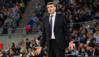 Perasovic, hasta 2017: «¿Objetivos? Pelear cada día, que nadie juegue fácil ante el Baskonia»