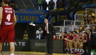 El CAI da un golpe de timón: destituye a Ruiz Lorente antes de jugar ante Valencia y Baskonia