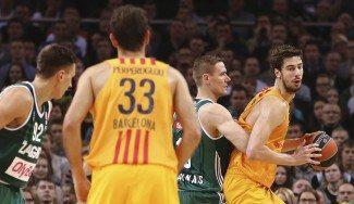 El Barça, en Kaunas como en casa. Navarro y Arroyo, deciden
