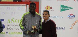 Otro talento precoz. El madridista Usman Garuba, MVP de un torneo cadete con 13 años (Video)