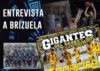 ¡¡Entrevista a la 'Mamba' colegial en la Gigantes Junior de noviembre!!