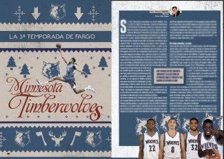 Gigantes Especial Guía NBA. Daimiel analiza los Wolves de Ricky
