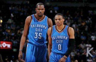 """Palabra de Durant: """"Westbrook es el mejor del mundo"""""""