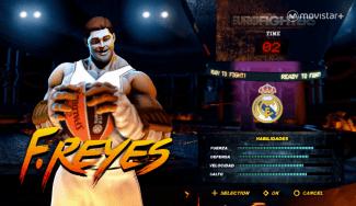 ¿Satoransky, Felipe, James y Hendrix versión Street Fighter? Ojo a las promos (Vídeos)