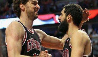 Mirotic (20+10) comanda a los Bulls en una cómoda victoria en Philadelphia (Vídeo)