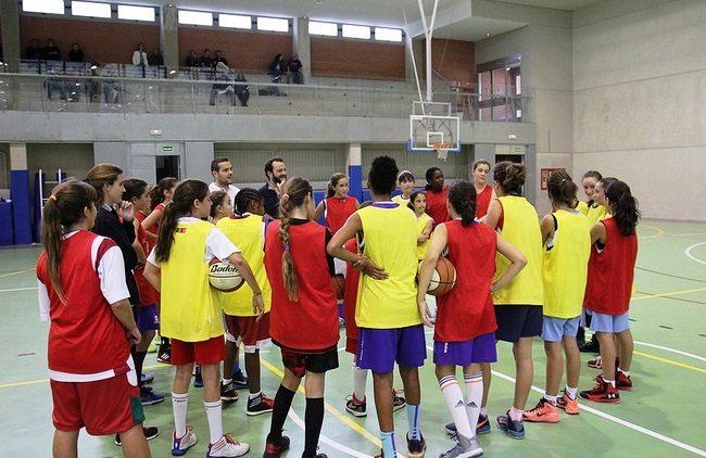 Los minis en Madrid empiezan a definirse. Concentración con menos de 20 jugadores