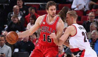 Los Bulls buscan un exterior de nivel: Pau Gasol, Noah y Gibson, en el escaparate