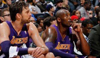 """""""No hay debate"""" para Kobe: los Lakers deben retirar el número de Pau"""
