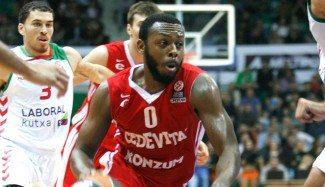 El Laboral Kutxa no encuentra el antídoto a Pullen (26 puntos) y pierde en Zagreb