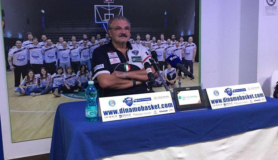 El entrenador del tricampeón en Italia, destituido. El Sassari echa a Sacchetti