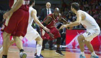 El Madrid naufraga en defensa y cae ante el Strasbourg. Tercera derrota en la Euroliga