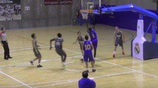 ¿No has visto aún brillar a la promesa junior de Torrejón Basketball? Así juega Bassirou Ndiaye (Vídeo)