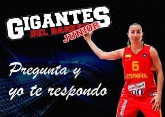 ¡Pregunta a la 'crack' del Perfumerías Silvia Domínguez y aparece en Gigantes Junior!