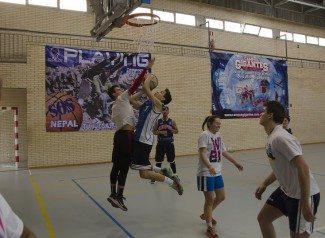 Playing 3×3 en Instituto Veritas: Tú juegas, pero todos ganan