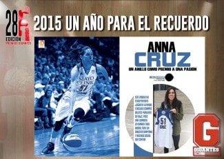 Anillo WNBA de Anna Cruz con las Minnesota Lynx. Premio a la constancia
