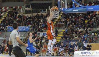Llamando a las puertas de la ACB. Cuarto MVP de Burjanadze en 12 jornadas de LEB Oro