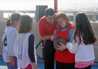 El CB Almería participa un año más en las Jornadas de Deporte Inclusivo por el Día Internacional de la Discapacidad