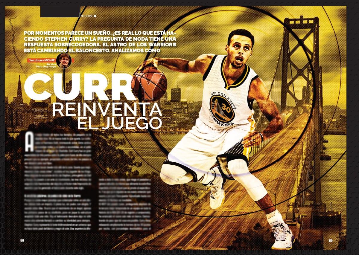 Informe Gigantes Curry. Todo lo que necesitas saber del genio