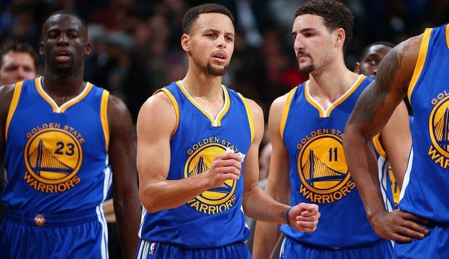 Los Warriors, 22-0. Los Nets plantaron cara hasta que Curry sacó la varita mágica (Vídeo)