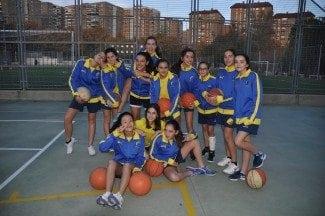 La simpatía de jugar al baloncesto. Gigantes Junior te presenta a Valdeluz (Vídeo)