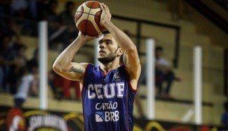 Deryk Ramos, ¿el Curry brasileño? Dos triples ganadores para dar la Sudamericana a Brasilia