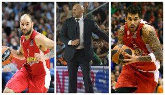 Spanoulis, Djordjevic y Printezis dan el visto bueno a la nueva Euroliga