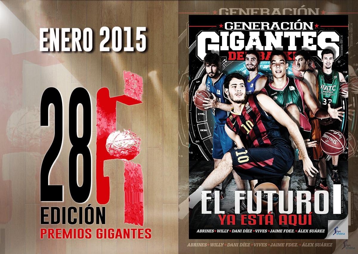 Así hicimos el número de enero: La Generación Gigantes
