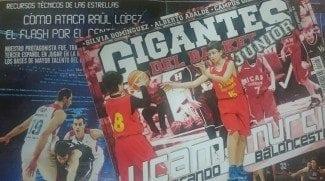 Aprende a atacar el bloqueo directo con Raül López en la Gigantes Junior de diciembre