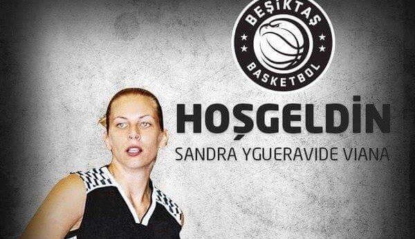 La migración continúa. Sandra Ygueravide, vuelve a Turquía con currículum MVP (Vídeo)