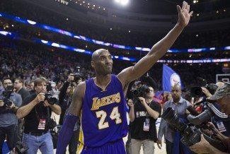 El mejor regalo de Kobe en su adiós a Philadelphia. ¡Ganan los Sixers! (Vídeo)