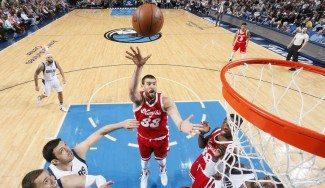 Los Mavs demuestran a los Grizzlies que el 'big ball' aún es una opción válida (Vídeo)
