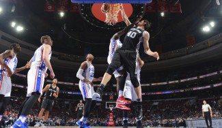Por delante de Curry. El jugador NBA más eficiente de diciembre es… ¡Marjanovic!