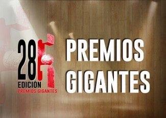 Los Premios Gigantes de un inolvidable 2015 ya tienen fecha. Lunes 18 de enero