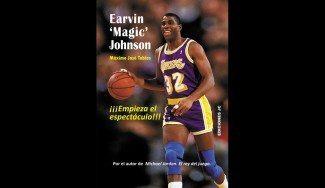 'Magic' Johnson ¡¡¡Empieza el espectáculo!!!. El libro que nos lleva a los orígenes del Showtime