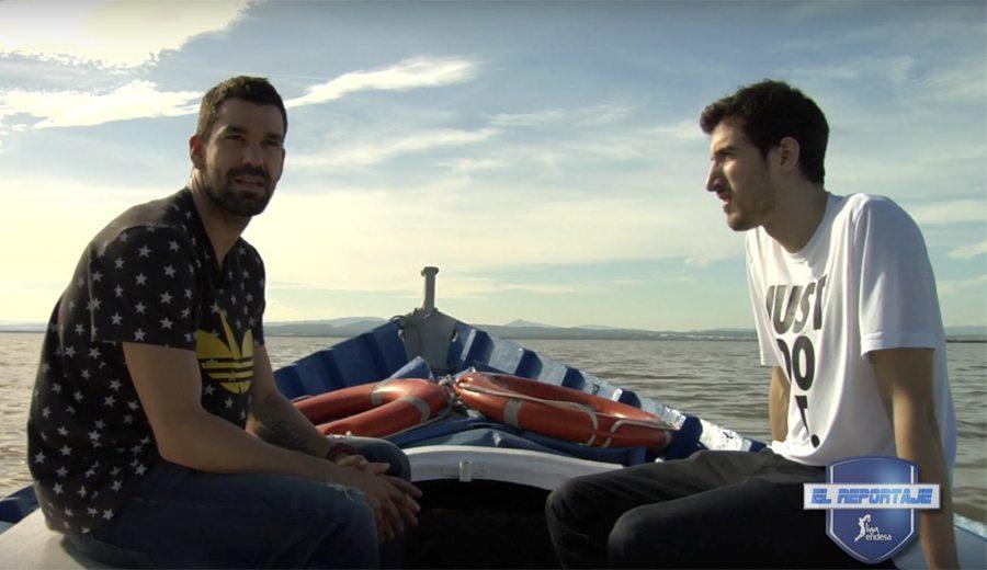 El Valencia, viento en popa: Vives y Rafa hablan compartiendo barca y paella (Vídeo)