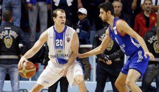 Triplazo ganador del ex CAI e internacional por Túnez Michael Roll en la Liga Turca