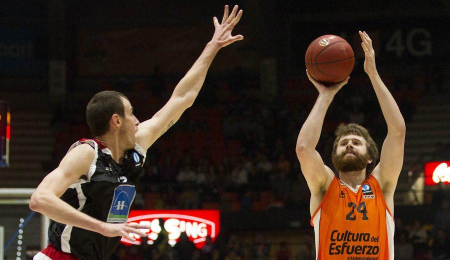 Valencia, Granca, Bilbao y CAI ya conocen sus rivales del Last32 de Eurocup. ¿Quiénes son?