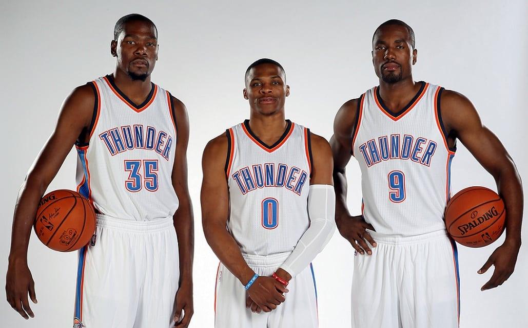 Kevin Durant quiere hacer las paces con los Thunder