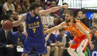 El Valencia sigue intratable, el Madrid gana en Santiago y el Andorra asalta Badalona