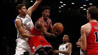 Butler y Pau no bastan ni ante los Nets. Bulls, a la baja: 3 derrotas seguidas (Video)
