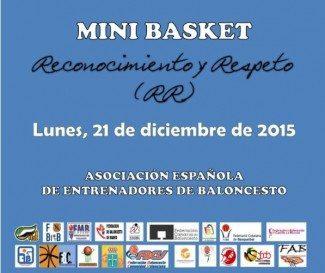 Minibasket por el reconocimiento y respeto en Zaragoza