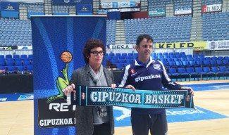 """Fisac afronta su segunda etapa en el Gipuzkoa Basket: """"Estaba en deuda con el club"""""""